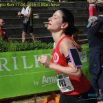 Fabiola Cesarini - Appia Run 2016